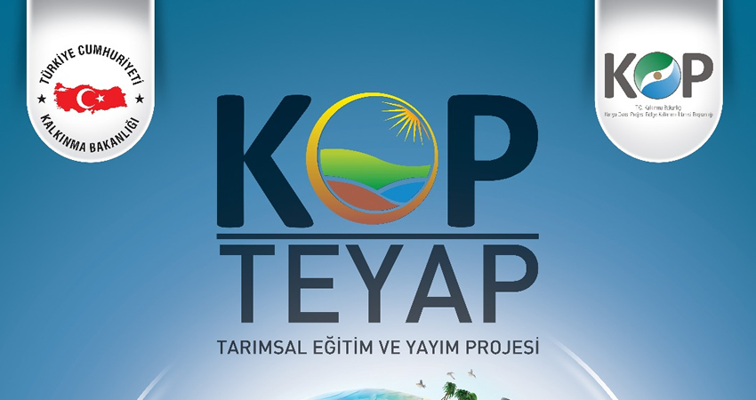 KOP Bölgesindeki Tarımsal Yayımcıların Eğitim Talepleri Alınacak