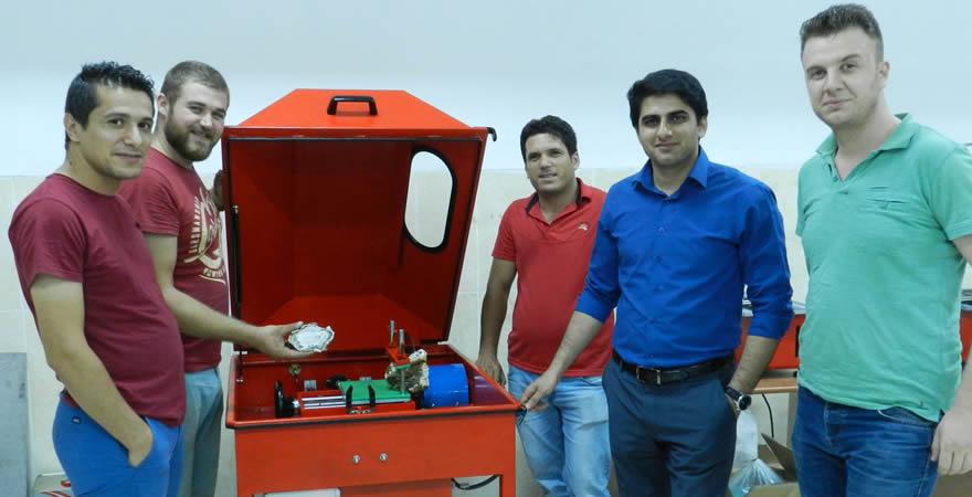 Konya'nın Taşkent İlçesine Süstaşı İşleme Atölyesi Kuruldu
