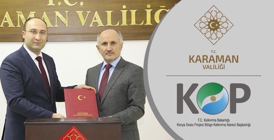 KOP Bölgesel Kalkınma Sempozyumu, Karaman'da düzenlenecek