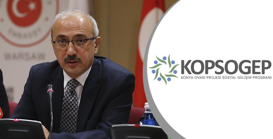 IV. Uluslararası KOP Bölgesel Kalkınma Sempozyumu Karaman'da yapıldı