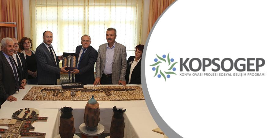 KOP SOGEP ile İstihdama Yönelik Projeler Hayata Geçiriliyor