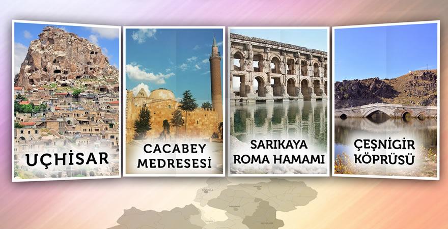 KOP, Nevşehir, Yozgat, Kırıkkale ve Kırşehir için Turizm Master Planı Hazırladı