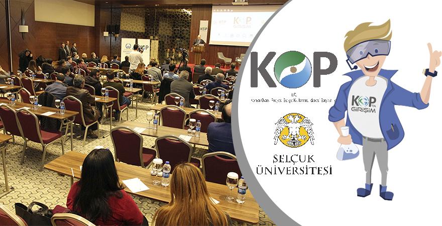 KOP'ta Girişim Projesi Melek Yatırımcılık Lansman Toplantısı Yapıldı
